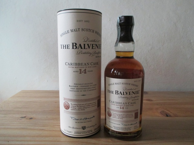 The Balvenie 14 Years
