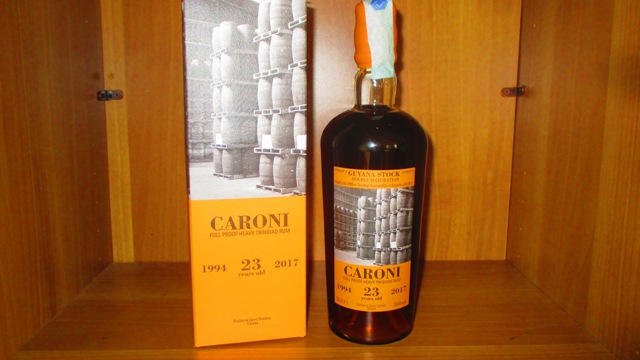 Caroni 1994 23 Years  Full Proff