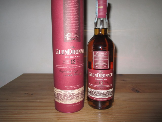 The GlenDronach 12 anni