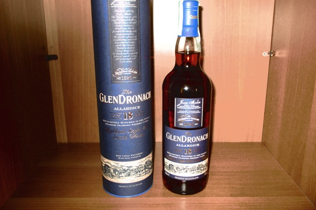 The Glendronach 18 Y Allardice
