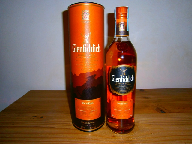Glenfiddich 14 years Rich Oak