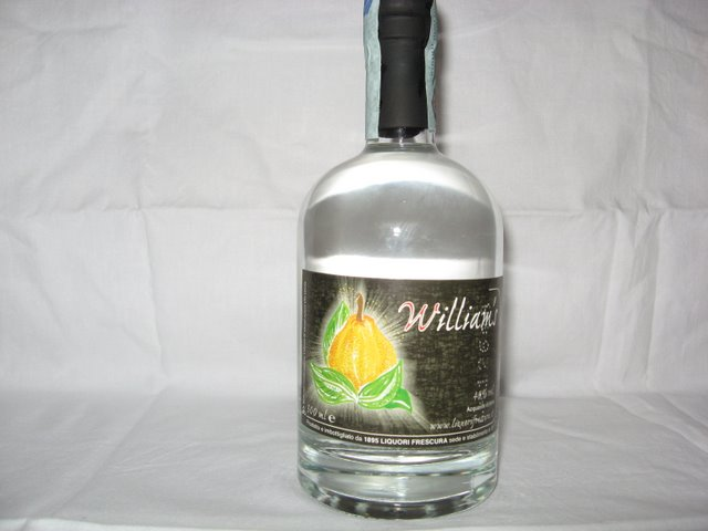William's acquavite di Pere
