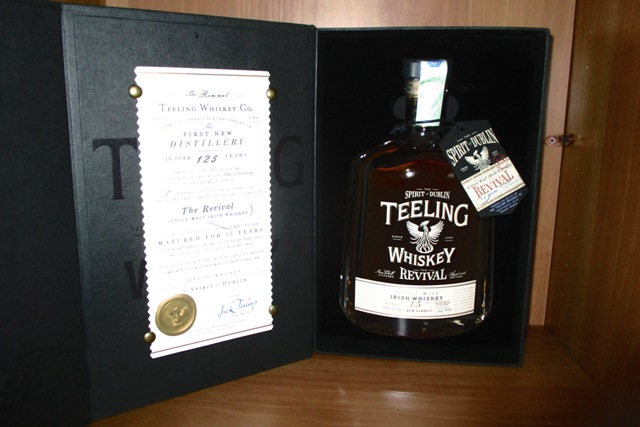Teeling 15 Anni Revivel