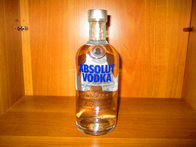 Vodka Absolute