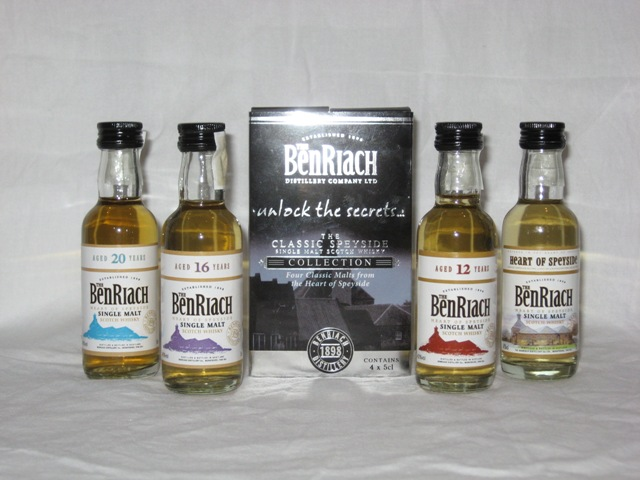 Benriach Collection