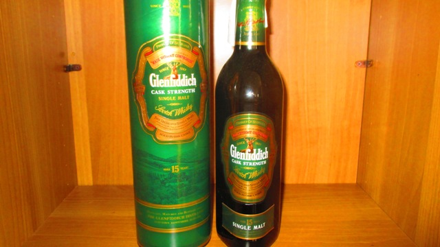Glenfiddich Cask Strength 15 anni