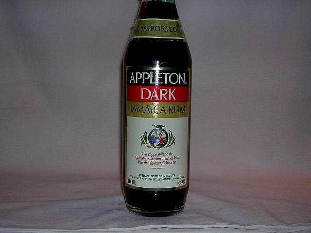 Appleton Dark Jamaica Rhum