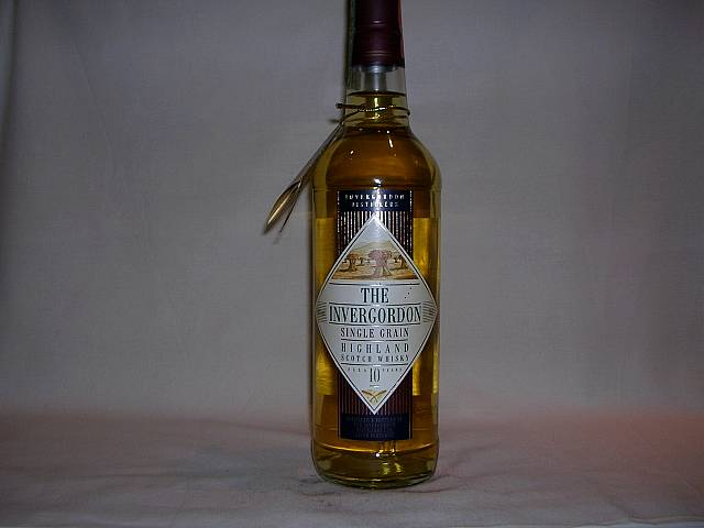 The Invergordon 10 anni
